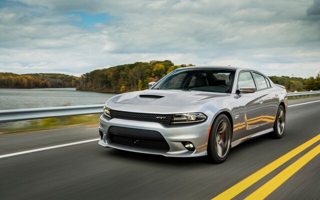 2018 Dodge Charger News Reviews Picture Galleries And