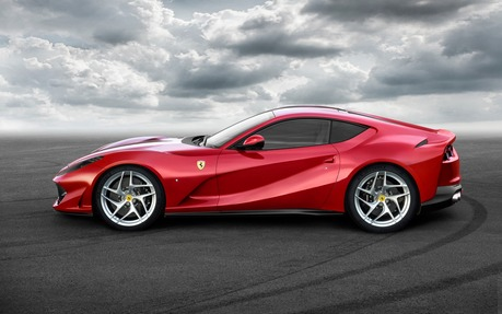 Ferrari 812 price
