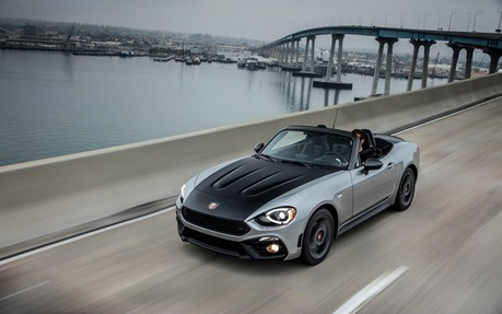 2018 fiat 124 spider classica - price, engine, full technical