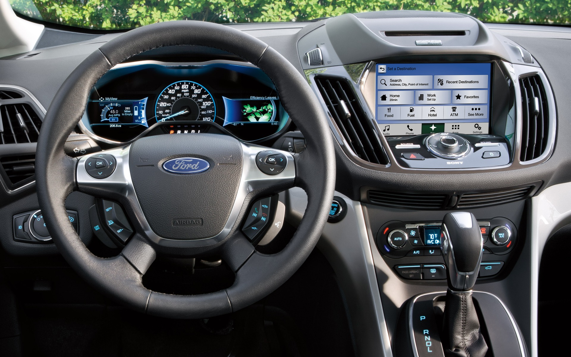 2018 Ford C Max Photos 3 3 The Car Guide