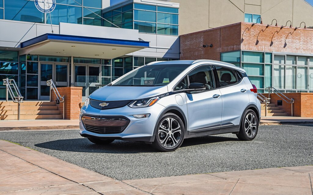 2018 Chevrolet Bolt Ev Base Specifications The Car Guide