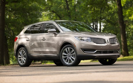 2018 Lincoln Mkx Select V6 3 7 Awd Price Engine Full Technical