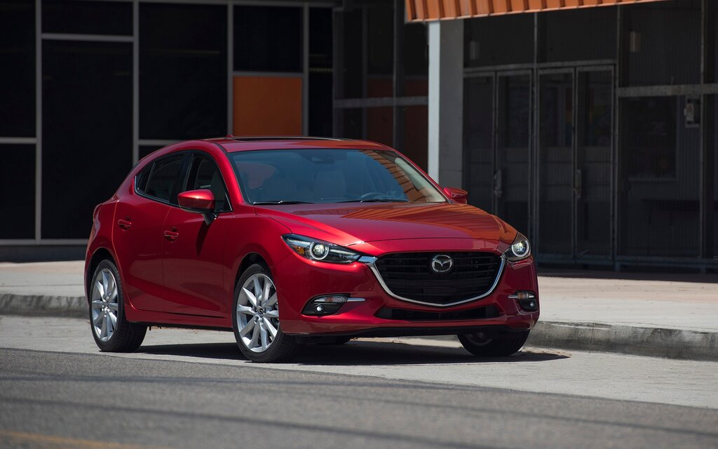 Mazda Mazda Sedan GX Specifications The Car Guide - 2018 mazda 6 invoice