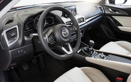 2018 mazda 3 sedan gx - price, engine, full technical specifications