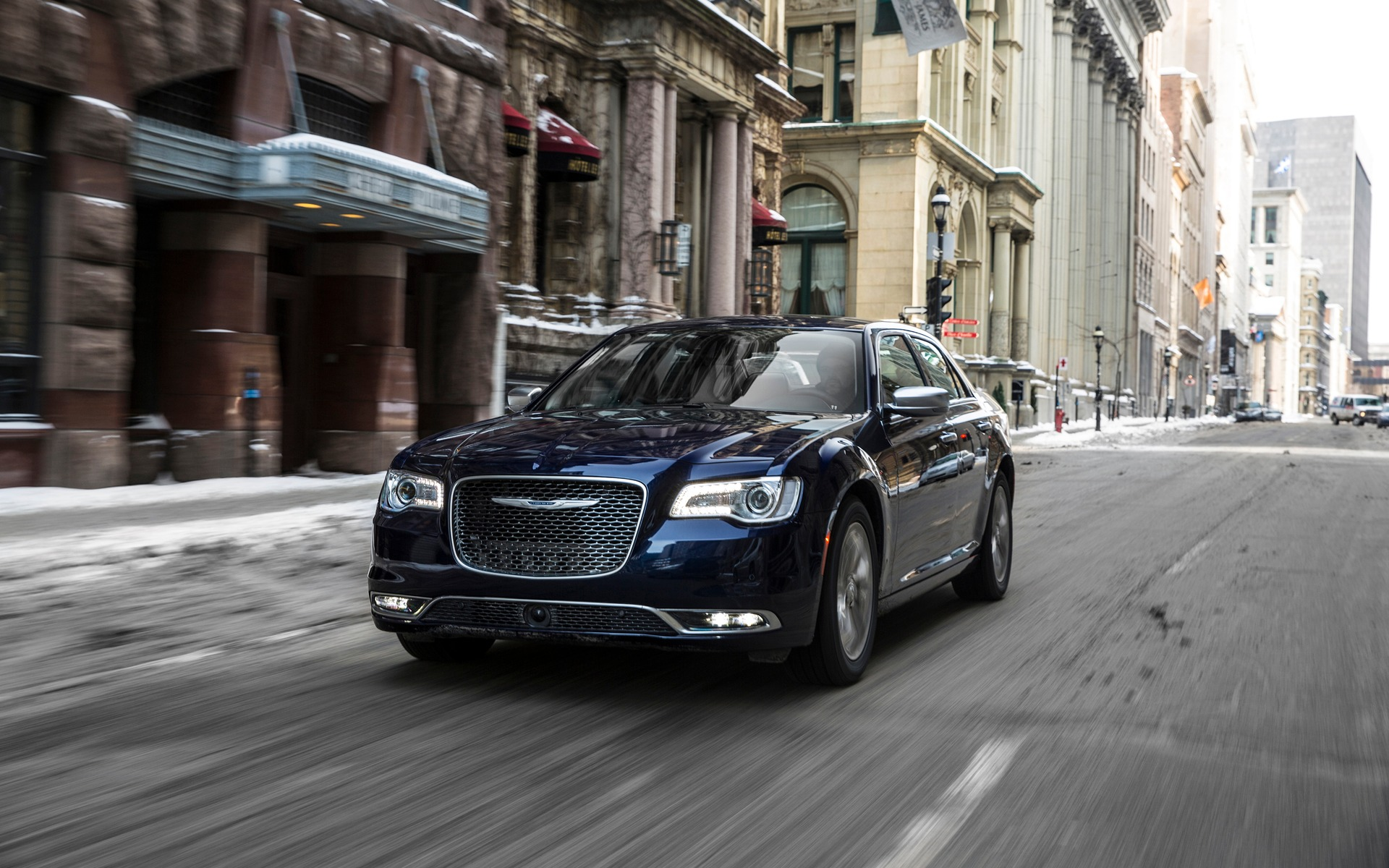 2018 Chrysler 300 - News, reviews, picture galleries and videos - The Car  Guide