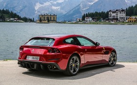 2018 ferrari gtc4lusso t specifications - the car guide