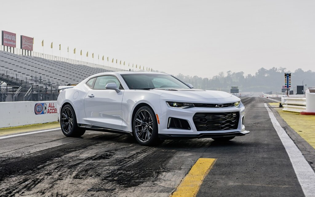 2018 Chevrolet Camaro Ls Specifications The Car Guide