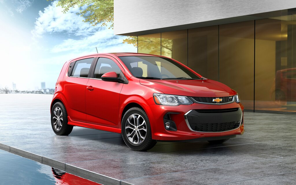2018 Chevrolet Sonic News Reviews Picture Galleries And Videos