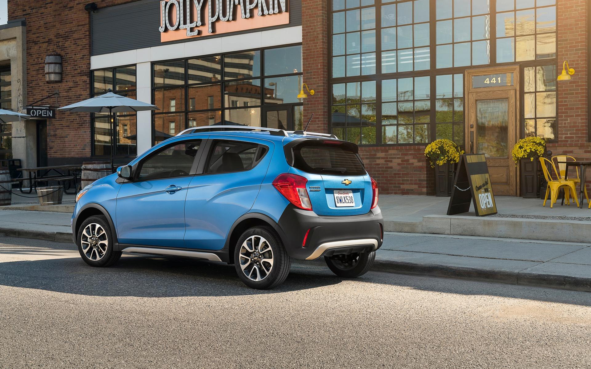 2018 Chevrolet Spark Photos 2 2 The Car Guide