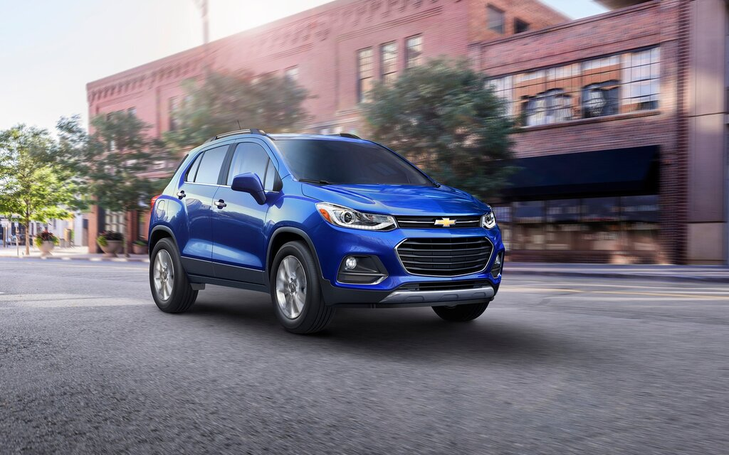 2018 Chevrolet Trax - News, reviews, picture galleries and videos ...