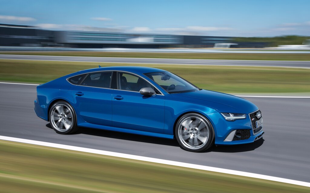 2018 Audi A7 Sportback Progressiv Specifications The Car Guide