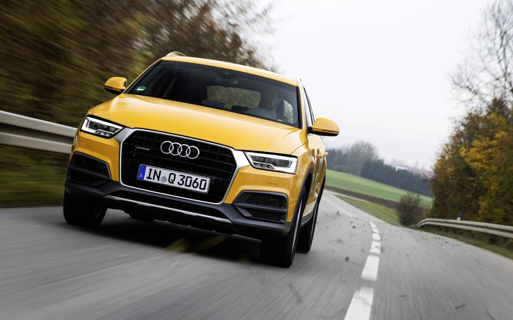 2018 Audi Q3 Komfort Specifications The Car Guide