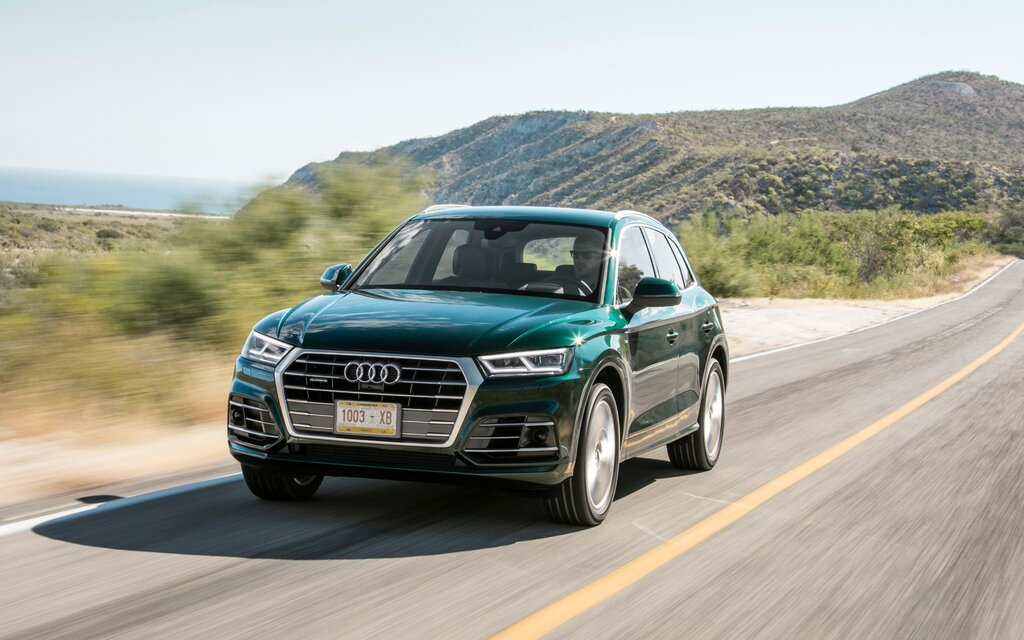2018 audi q5 news reviews picture galleries and videos the car guide. Black Bedroom Furniture Sets. Home Design Ideas