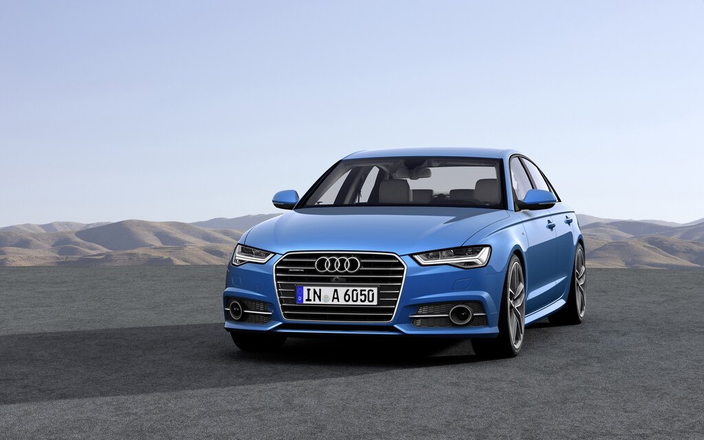 Audi A News Reviews Picture Galleries And Videos The Car - 2018 audi a6 review