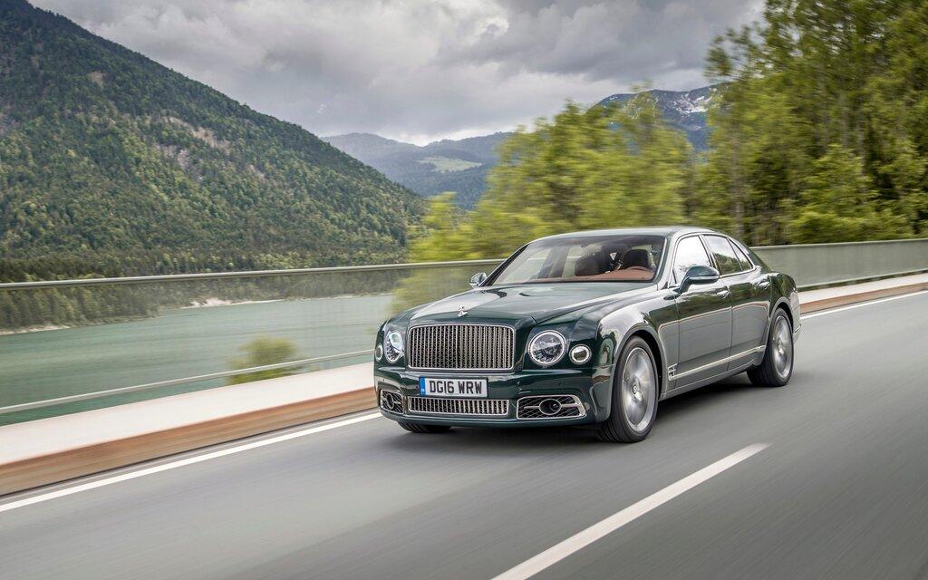 Bentley Mulsanne 2018