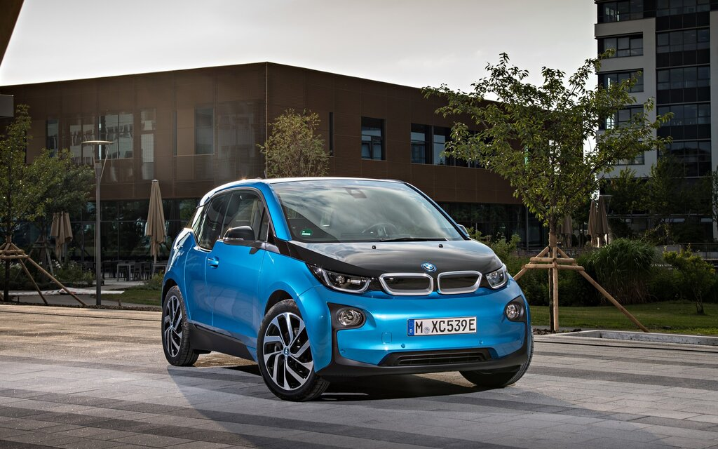 2018 Bmw I3 News Reviews Picture Galleries And Videos The Car