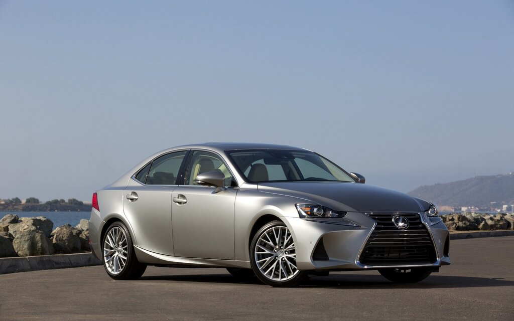 2014 Lexus Is350 F Sport Specs >> 2018 Lexus IS - News, reviews, picture galleries and ...
