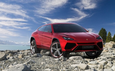2018 lamborghini urus - price, engine, full technical specifications