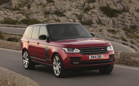 2018 Land Rover Range Rover HSE Td6 - Price, engine, full technical ...