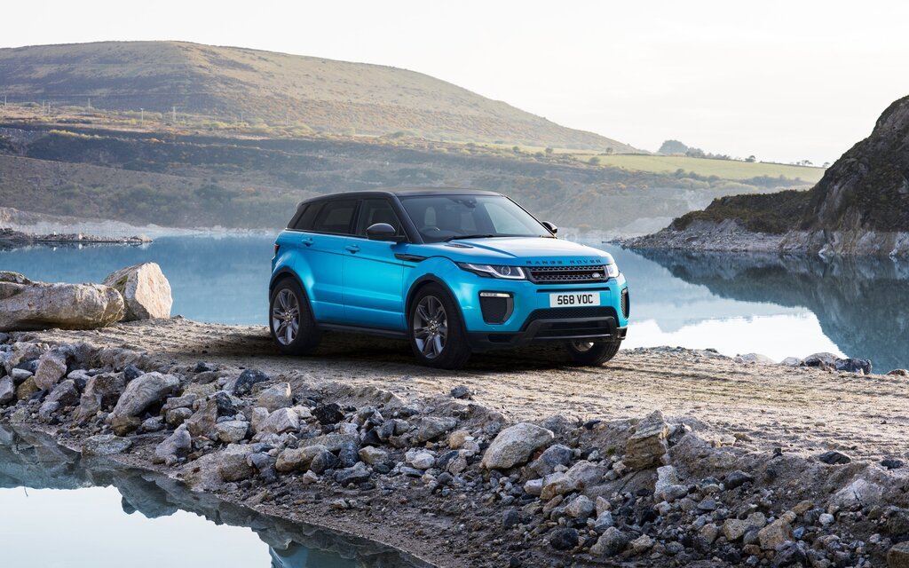 2018 Land Rover Range Rover Evoque Se Specifications The Car Guide