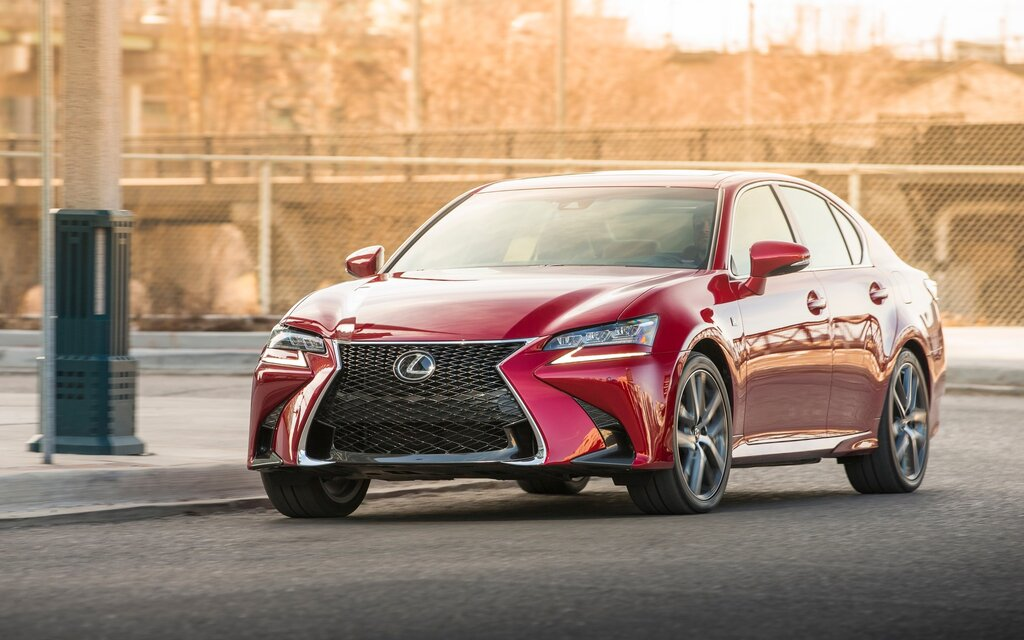 2018 Lexus Gs F Specifications The Car Guide