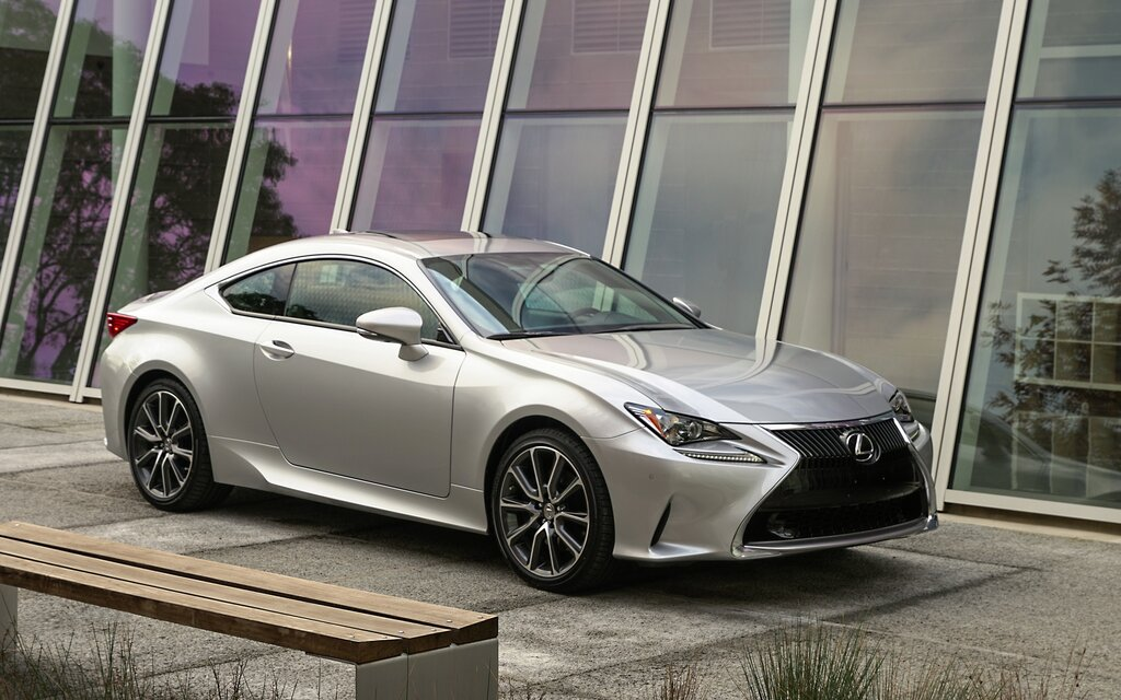 2018 lexus rc 300 awd specifications the car guide. Black Bedroom Furniture Sets. Home Design Ideas