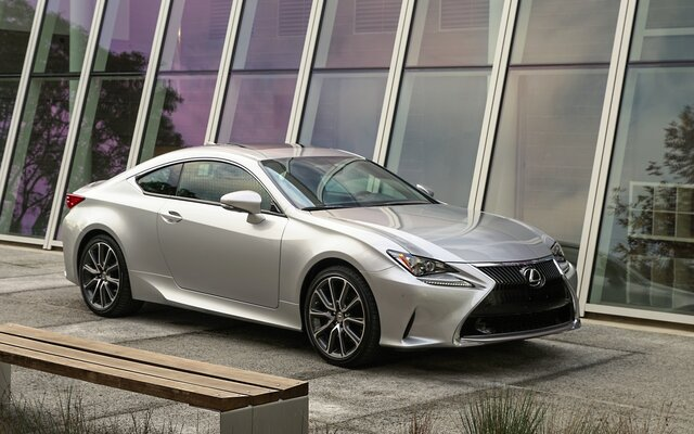 2018 Lexus Rc Rc 300 Awd Specifications The Car Guide
