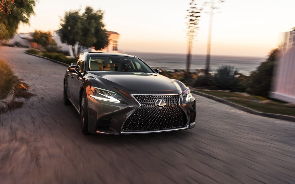 2018 Lexus Ls 500 Awd Specifications The Car Guide