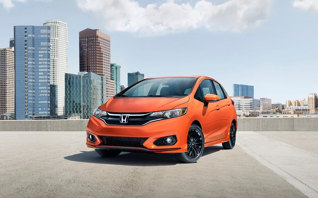 2018 Honda Fit DX Specifications - The Car Guide