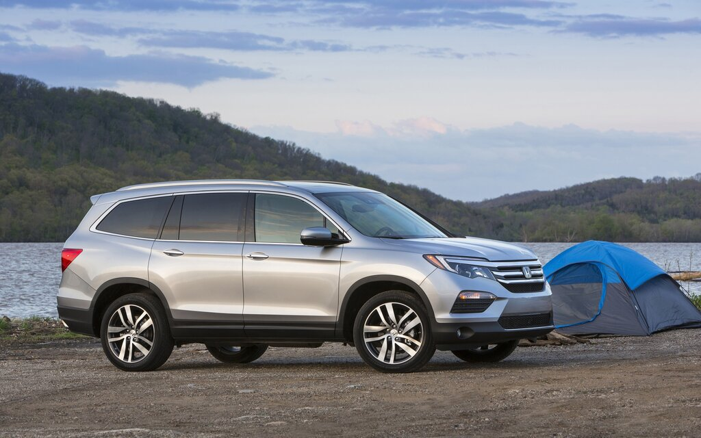 2018 Honda Pilot News Reviews Picture Galleries And Videos The