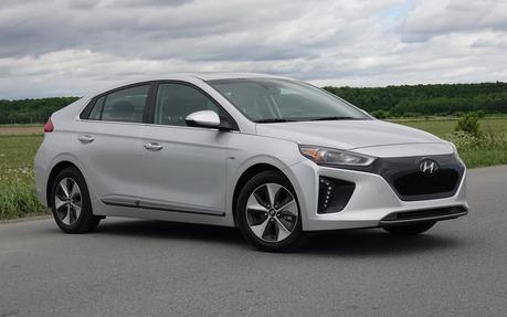 2018 Hyundai Ioniq Hybrid Price Engine Full Technical