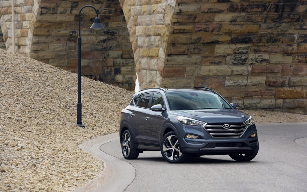 2018 Hyundai Tucson 1 6T SE AWD Specifications - The Car Guide