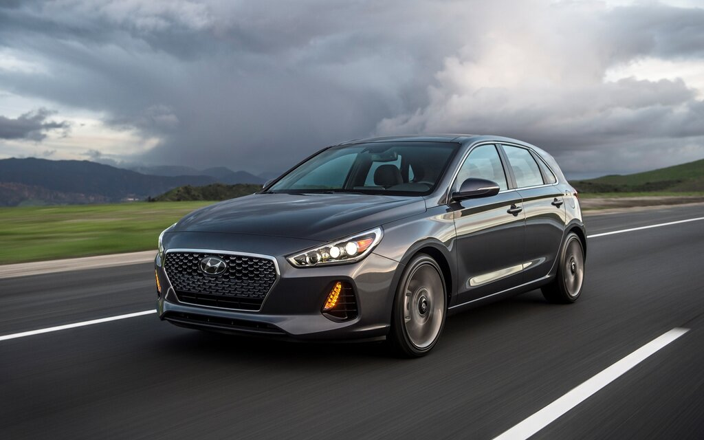 2018 Hyundai Elantra Gl Auto Specifications The Car Guide