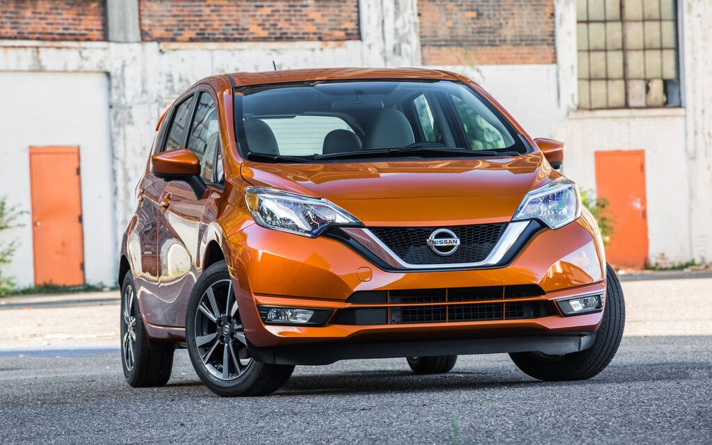 2018 Nissan Versa   News, Reviews, Picture Galleries And Videos   The Car  Guide