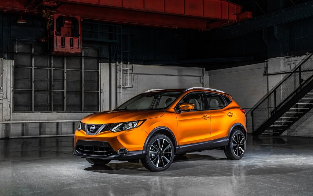 nissan qashqai 2018 essais actualit galeries photos et vid os guide auto. Black Bedroom Furniture Sets. Home Design Ideas