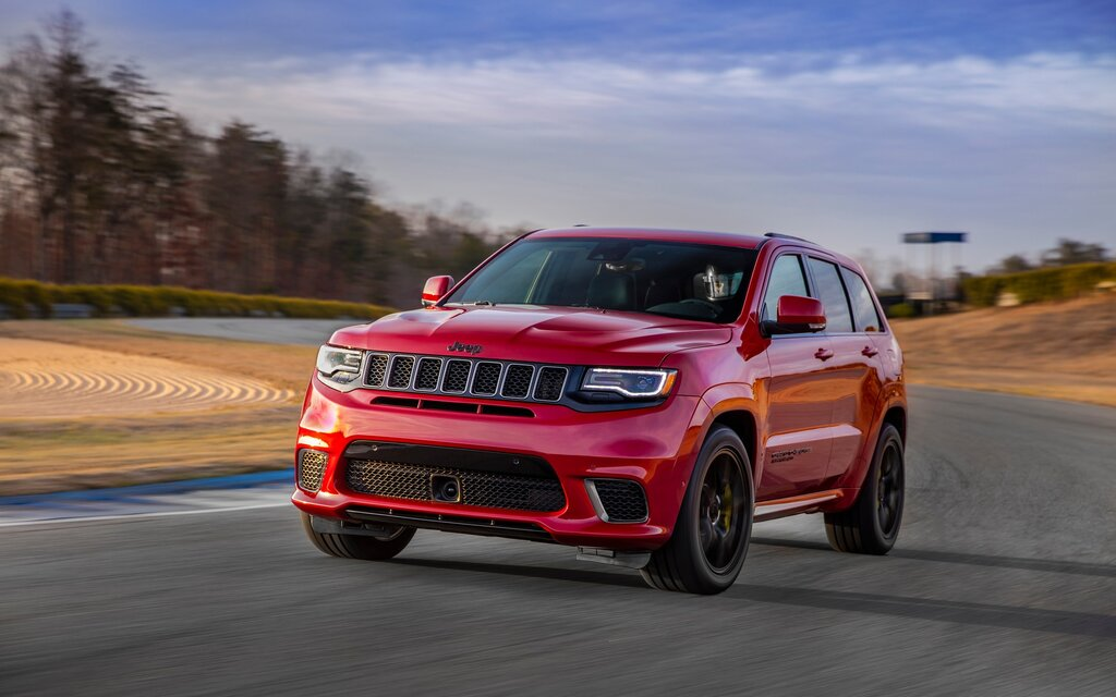 2018 Jeep Grand Cherokee: New Trackhawk Version, Specs, Price >> 2018 Jeep Grand Cherokee Trackhawk Specifications The Car Guide