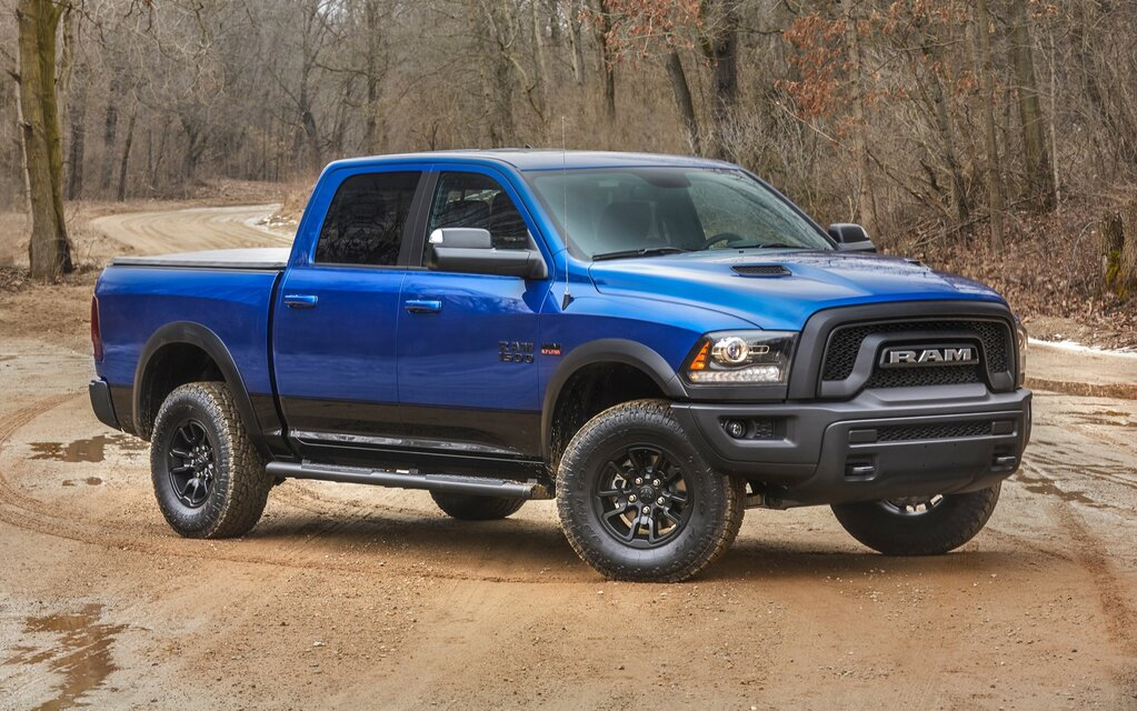 2018 Ram 1500 - News, reviews, picture galleries and videos