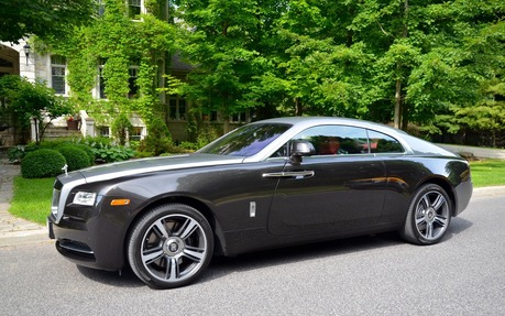 2018 rolls-royce wraith - price, engine, full technical specifications