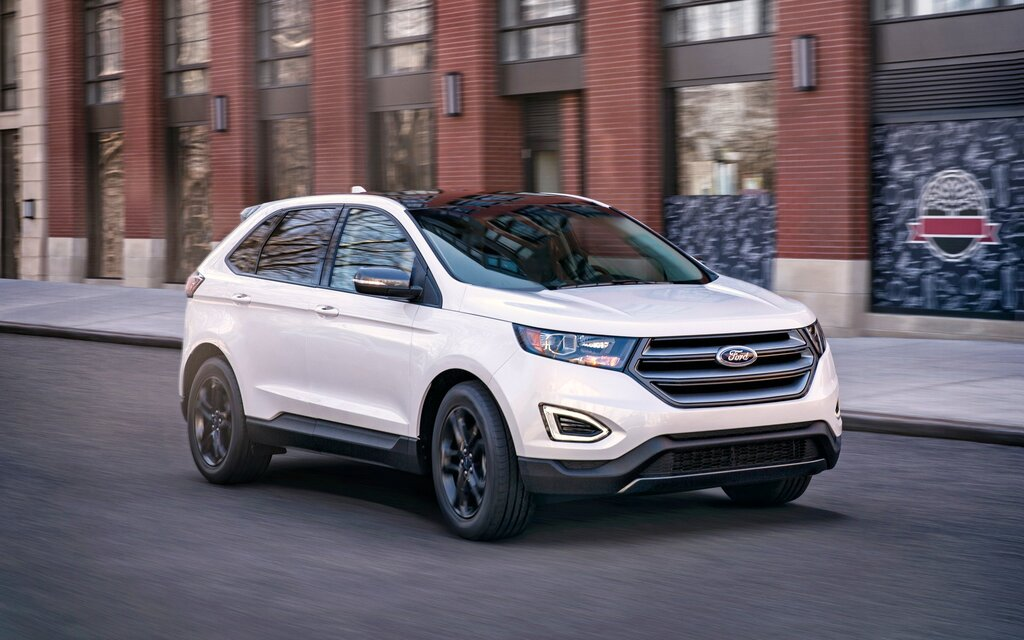 Ford Edge Dimensions >> 2018 Ford Edge Se Specifications The Car Guide