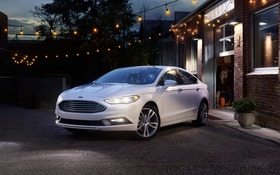 2018 Ford Fusion SE Specifications - The Car Guide