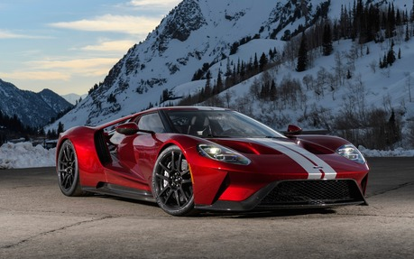 2018 Ford Gt Coupe Price Engine Full Technical Specifications