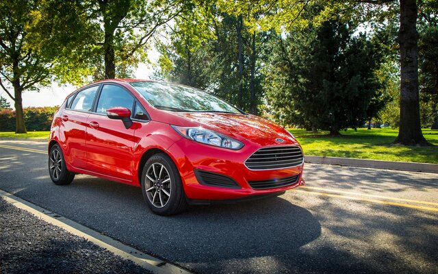 2018 Ford Fiesta S Sedan Specifications - The Car Guide
