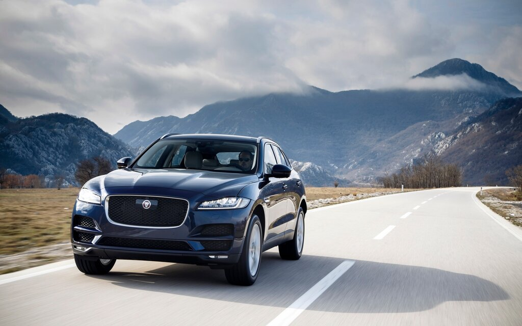 2018 Jaguar F Pace News Reviews Picture Galleries And Videos