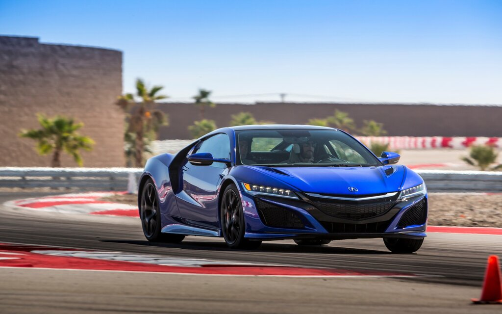 2018 Acura NSX Base Specifications - The Car Guide