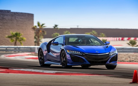 Acura NSX Price Engine Full Technical Specifications The - Acura nsx motor