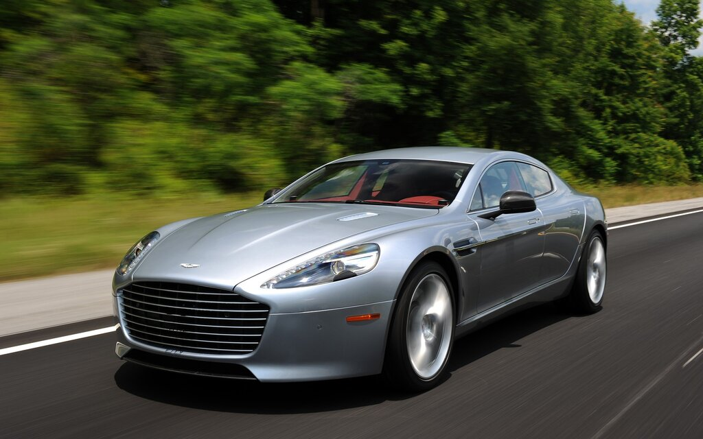 Aston Martin Rapide News Reviews Picture Galleries And - Aston martin news