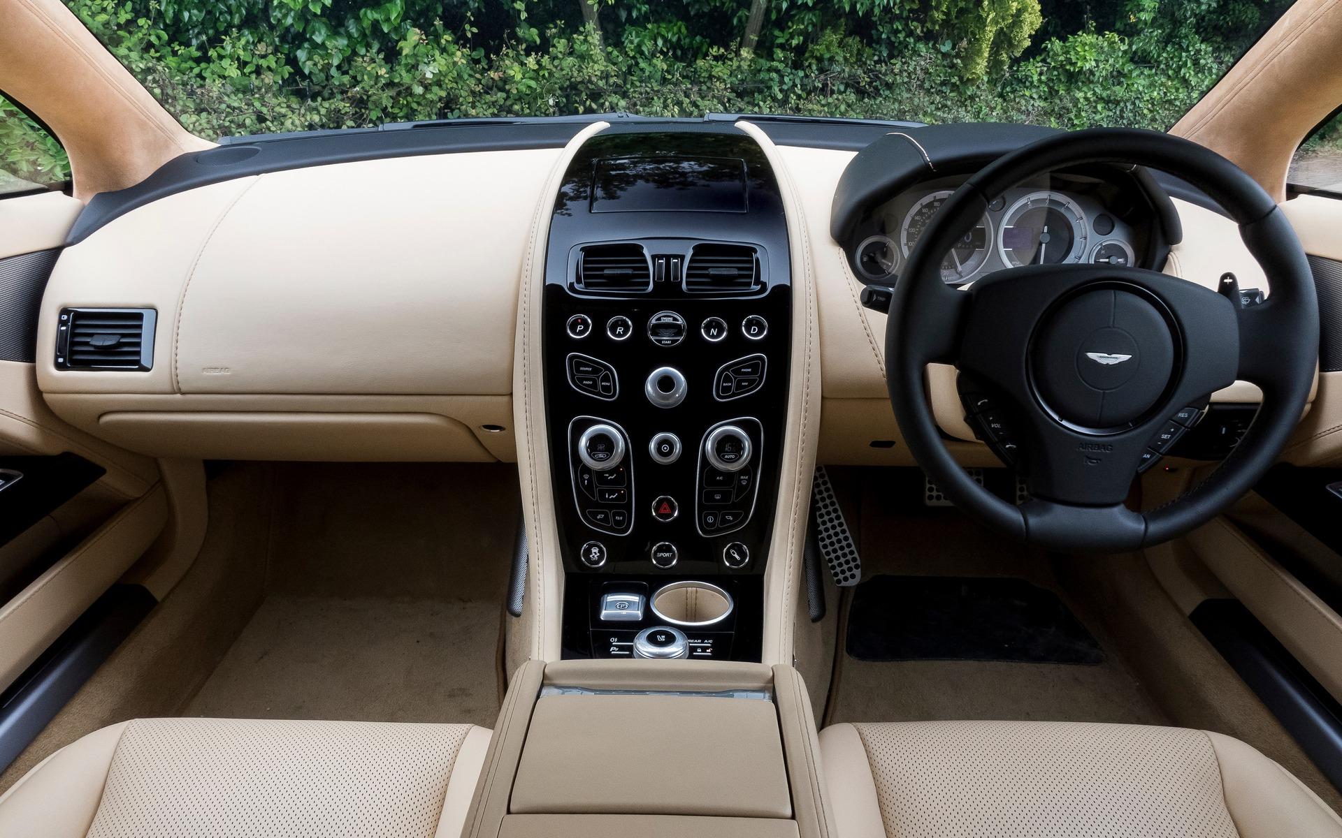 Aston Martin Rapide Photos The Car Guide - Aston martin rapid