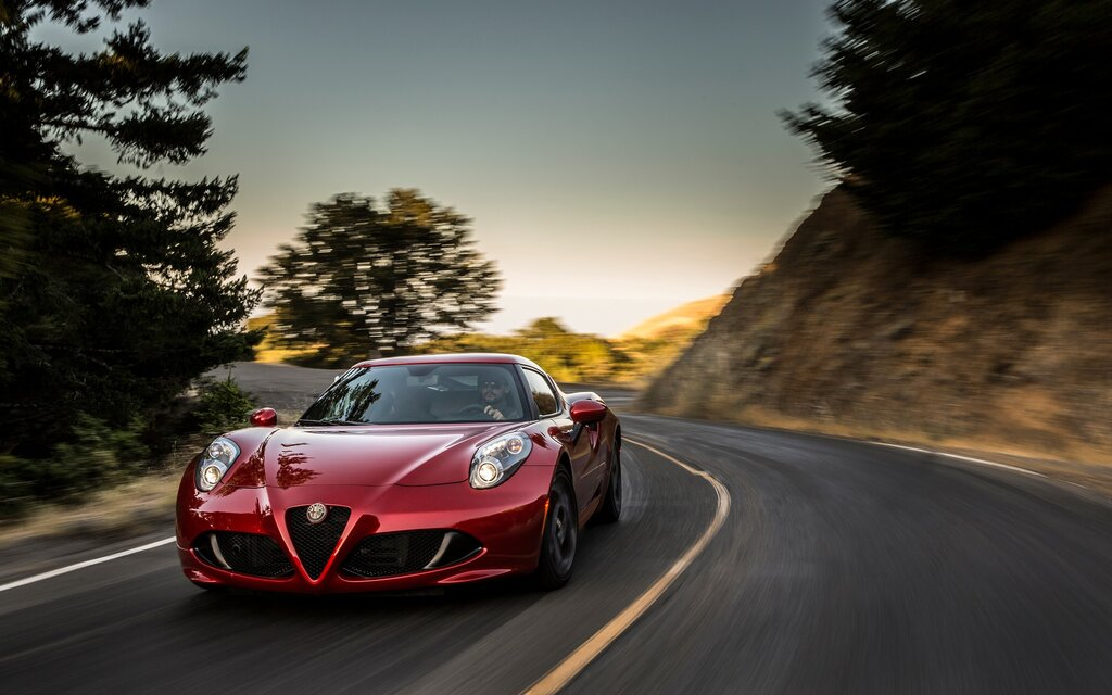 2018 Alfa Romeo 4c Spider Specifications The Car Guide