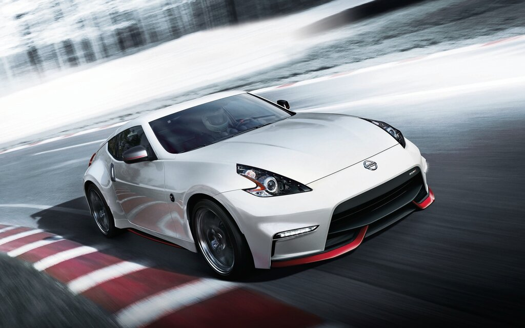2018 Nissan Z 370z Coupe Specifications The Car Guide
