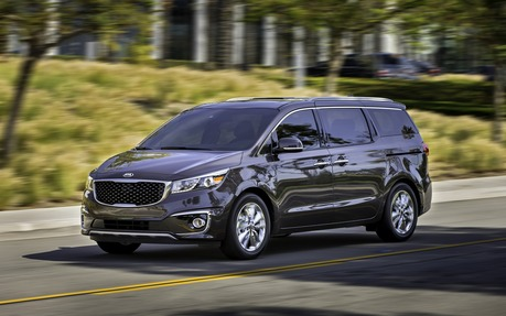 2018 Kia Sedona L Price Engine Full Technical Specifications